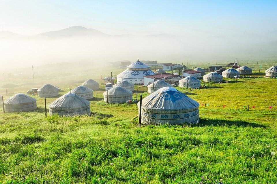 Bay thẳng đến Nội Mông, trải nghiệm làm dân du mục