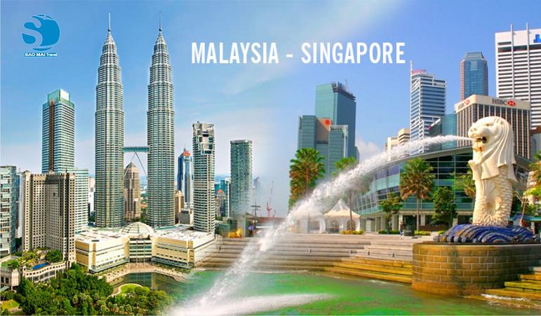 Tour du lịch Singapore Malaysia 5N4Đ tiêu chuẩn 4 Sao