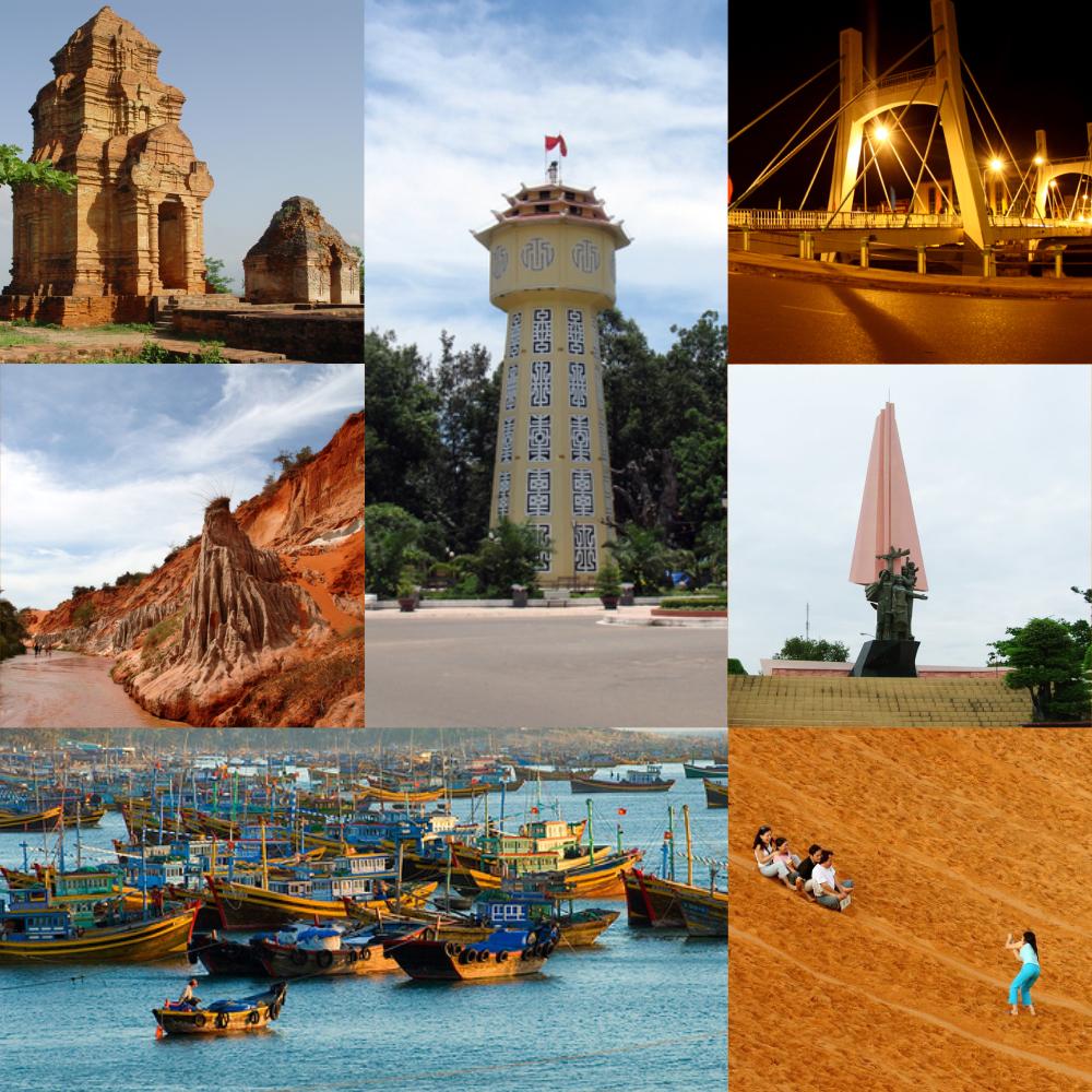 Tour Phan Thiết 2n1d.TN